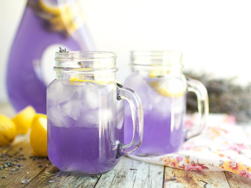 The Benefits Of Lavender And How To Make Lemonade To Get
