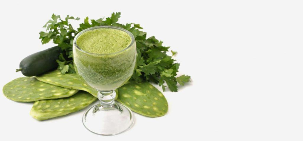 The Health Benefits Of Cactus Juice Including Weight Loss