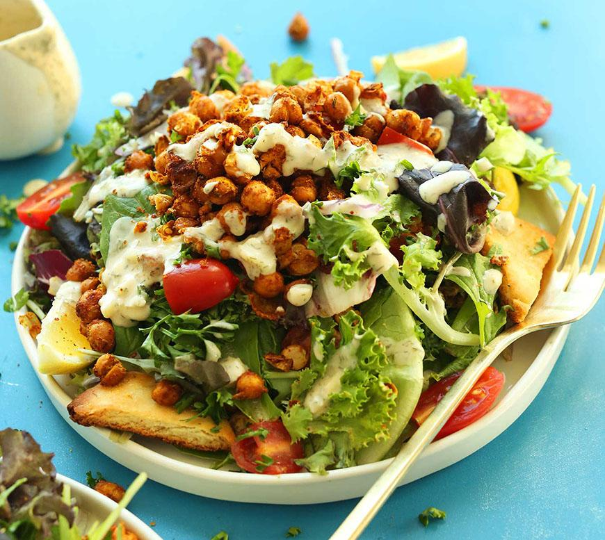 10 High-Protein Vegetarian (and Some Vegan) Recipes From