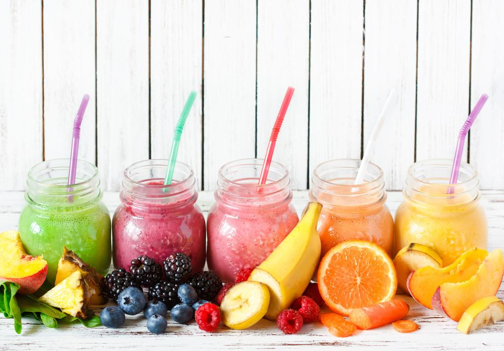 how to make a easy smoothie at home