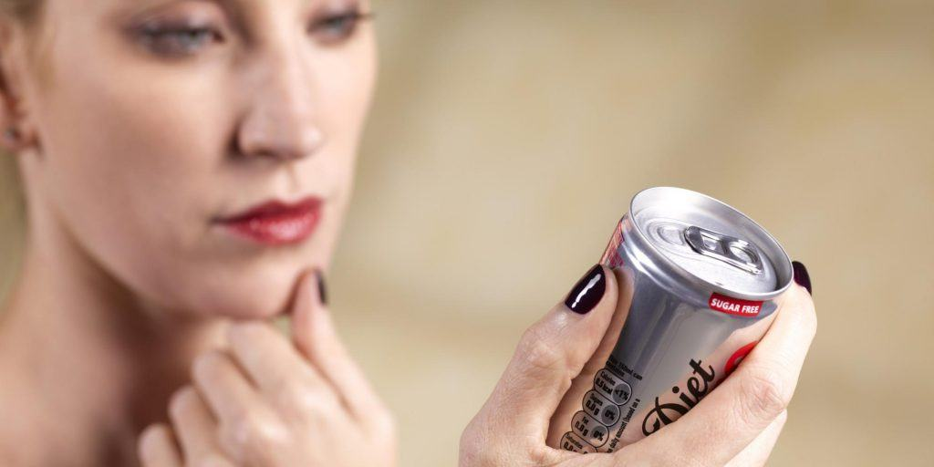 What Happens When You Finally Stop Drinking Diet Soda ...